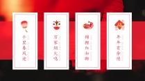 【欢喜中国年】新春年会庆典之简约大气中国风模板2示例7