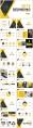 【简约几何】工作汇报总结多用途模板示例3