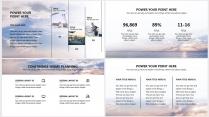 【紫气东来】极简高端大气商务工作总结年终汇报项目示例6