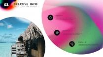 创意抽象高品质总结报告商务汇报可视化多用途模板3示例6