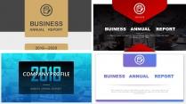 创意新颖—高端商务总结PPT【含四套】