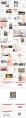 【时尚?简约】杂志式排版PPT模板八套合集示例7