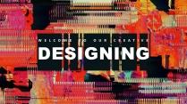 【创意抽象】炫酷现代商务高品质多排版多用模板