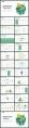 黄绿清新简约科技风商务汇报模板示例3
