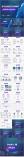 科技炫光学术风答辩模板示例8