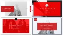 【全页设计】画册级现代商务总结报告合集【含四套】