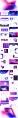【变幻】梦幻抽象炫彩时尚感ppt模板示例3