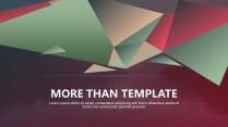 欧美杂志排版简洁高端实用PPT模板43(文艺)
