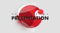 创意集合红黑高品质工作计划总结报告商务汇报模板
