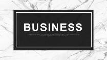 【质感纹理】现代商务汇报工作计划多用途模板