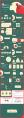 【复古】小清新圣诞简约报告PPT模板示例7