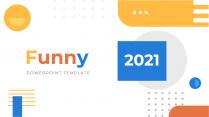 【创意NOW】2021活力创意动态PPT模板