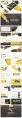 【黄色28】大气商务工作报告PPT模板【200】示例7