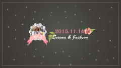 【住在森林里的公主】幸福婚礼模版第五季示例2