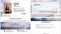【紫气东来】极简高端大气商务工作总结年终汇报项目示例4
