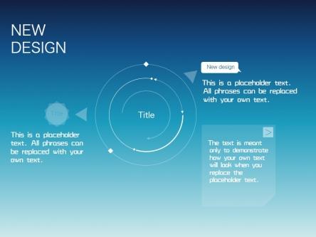 有别于传统的ppt设计风格,从形状,色彩,文字,图案 ,图文的编排形式等