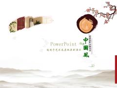 中国风简约模板