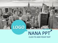 多彩商务10——总结、汇报、策划、通用类ppt模版