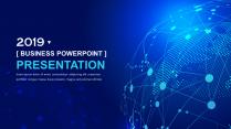 IOS风格超实用大气简约图形化商务报告22