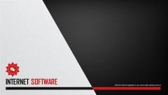 【PPT-给你好看】大气简约酷黑科技互联网通用模板