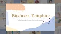 (018)清新小資極致生活商務PPT模板