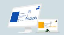 年度企业财务经营分析销售总结PPT模板示例3
