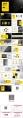 【四套合集】大气时尚欧美风图文混排PPT模板示例3
