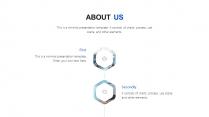 【图文混排】蓝色商务汇报模板02示例4