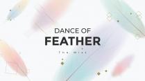 【薄雾】羽毛之舞