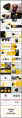 视觉化时尚精美的PPT通用模板示例3