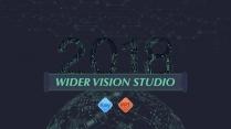 【美学13.0】创意视觉可视化多功能科技模板