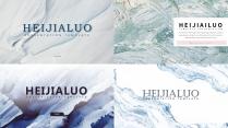 【4套艺术合集】视觉品牌创意 多用途文化质感纹理模