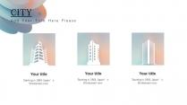 【立体粉彩】淡雅简约浅色调风格模板示例6
