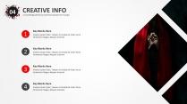 创意红黑总结报告工作计划商务策划模板01示例7
