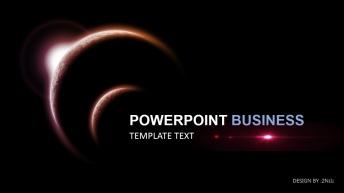 【光的艺术】炫酷光效,创意互联网科技,致敬开普勒