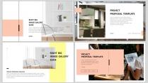 【时尚•简约】杂志式排版PPT模板合集(含4套)示例2