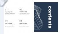 沉稳商务风总结汇报策划提案通用模板示例3