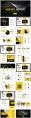 【BLack】高端大气通用模板示例3
