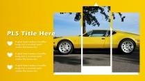 黄色创意欧美简约商务PPT模板示例5