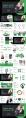 【框架完整】黑绿配色沉稳大气商业计划书(附教程)示例8