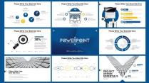 商务 欧美 创意 # 数据分析模板示例4