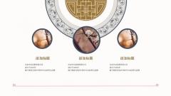 纹饰的优雅-中国风系列PPT模板示例7
