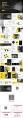 【四套合集】大气时尚欧美风图文混排PPT模板示例4