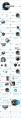 蓝色欧美风商务汇报PPT模板示例7