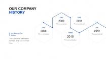 【图文混排】蓝色商务汇报模板02示例5