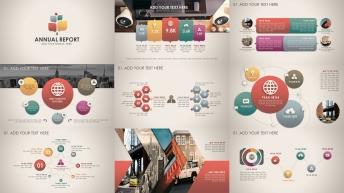 复古微立体新年计划年终总结商务PPT模板第53部