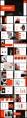 【欧美简约】极简黑红图文混排现代商务汇报工作总结模示例8
