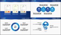 【完整框架】大气稳重公司介绍企业宣传品牌推介PPT示例6