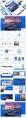 蓝色(三十八)大气工作报告模板【264】示例5