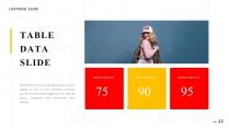 【简约商务】创意排版多用途总结报告商务汇报模板12示例5